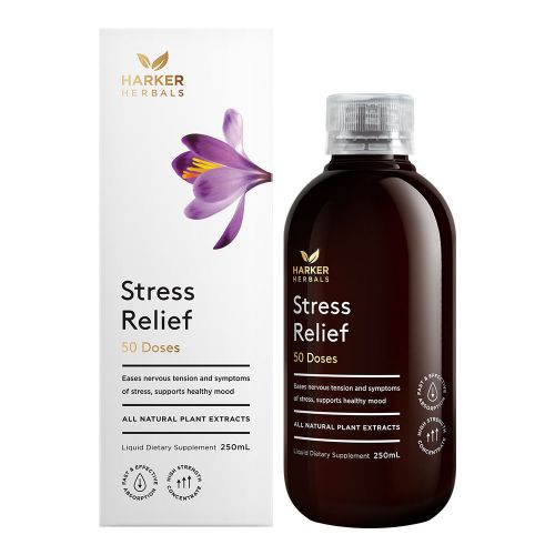 Harker Herbals - Stress Relief 250ml