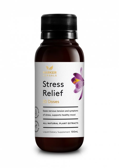 Harker Herbals - Stress Relief 100ml