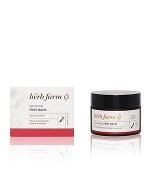 The Herb Farm - Rejuvenating Foot Balm