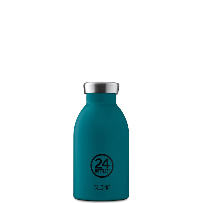 24 Bottles - Clima Bottle 330ML Stone Bay