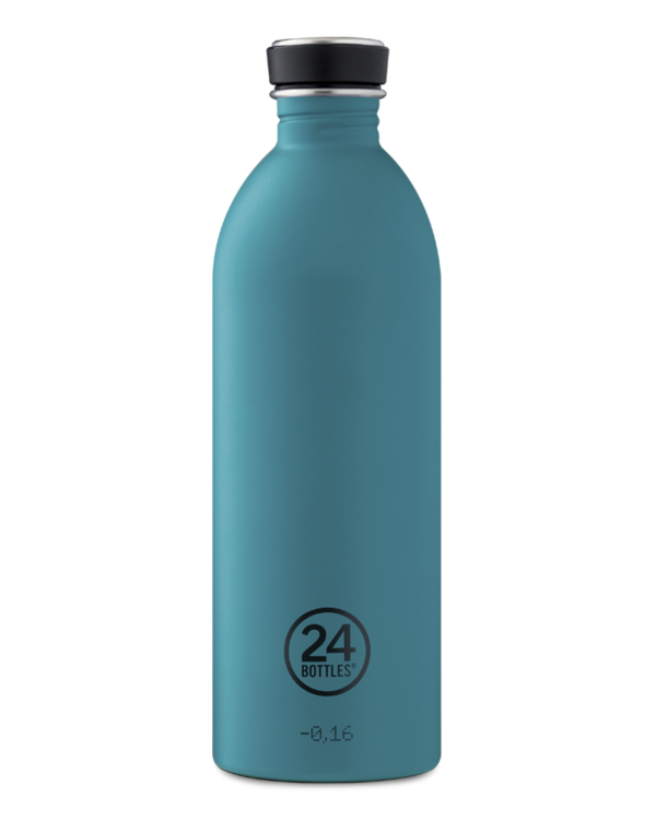 24 Bottles - Urban bottle 1L stone bay