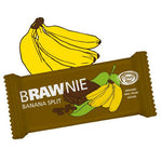 Simply Raw - Brownie Banana Split - Vegan Gluten Free