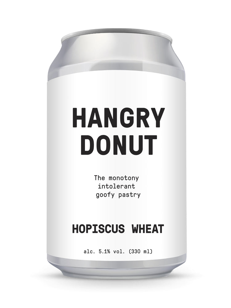 Heroes Beer - HANGRY DONUT Hopiscus Wheat