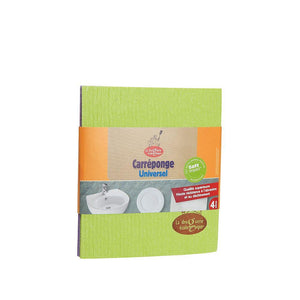 Cellulose Sponge Pads 4PCS