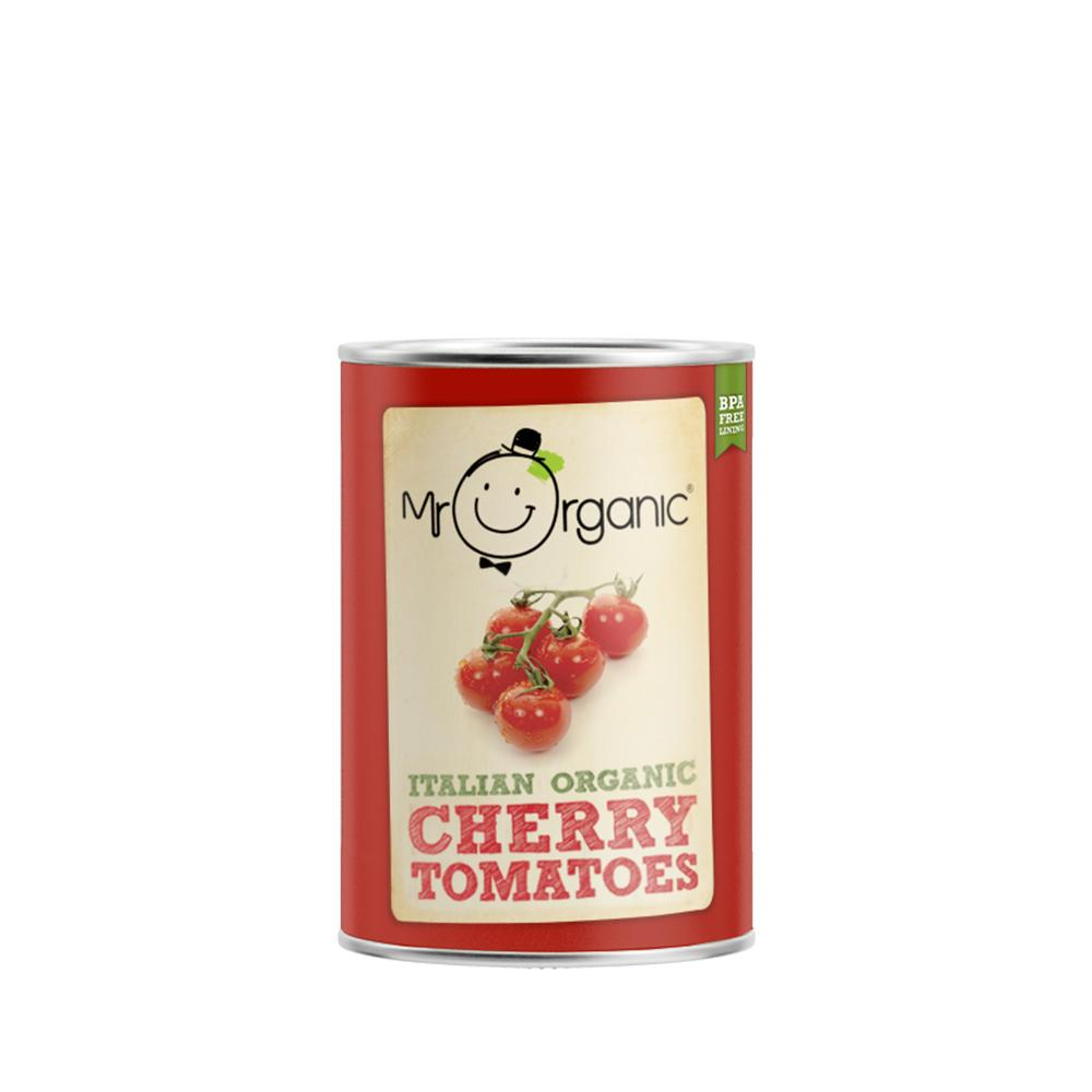 Mr Organic - Organic Vegan Cherry Tomatoes 400g