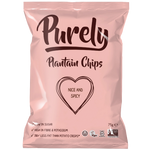 Purely Plantain Chips - Nice and Spice