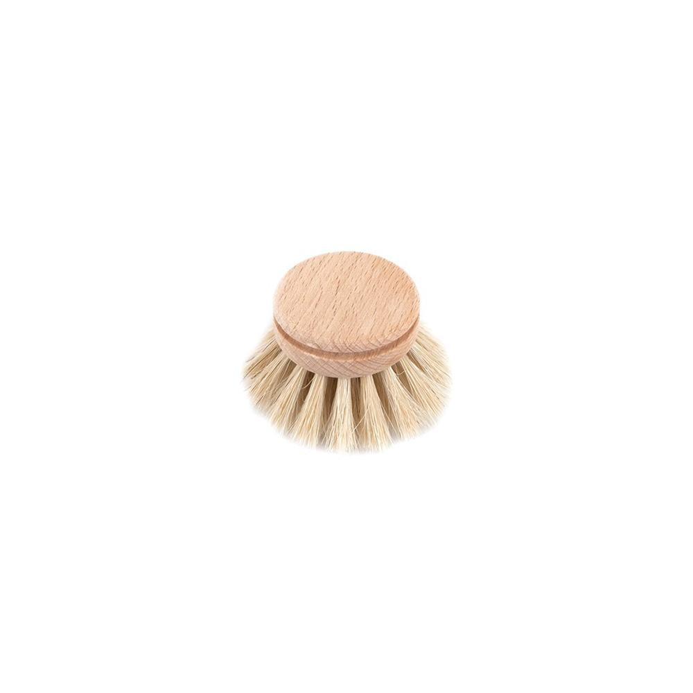 Iris Hantverk - Dish Brush Everyday Refill (Beech, Horse hair)