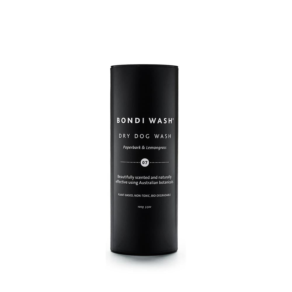 Dry Dog Wash - Paper Bark & Lemongrass