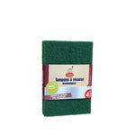 Ecodis - Scrubbing Pads 4PCS (PET recycled plastic Bottles and crushed wallnut)