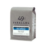 49th Parallel - Direct Trade Coffee - Epic Espresso
