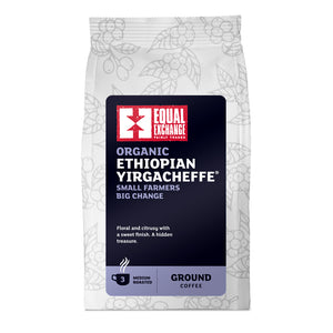 Equal Exchange - Organic Ethiopian Yirgacheffe R&G coffee