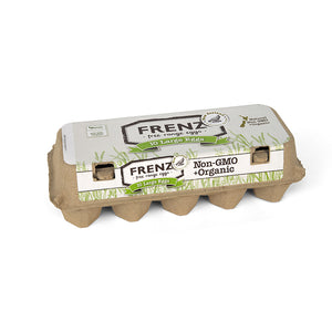 FRENZ (Eggs) - Organic Free Range Egg (Pack of 10)