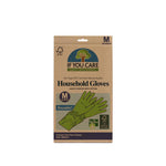 IF YOU CARE - FSC Certified Natural Household Gloves - Medium