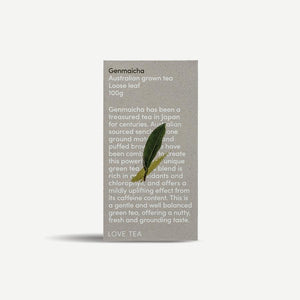 Love Tea - Genmaicha Loose Leaf Box 100g