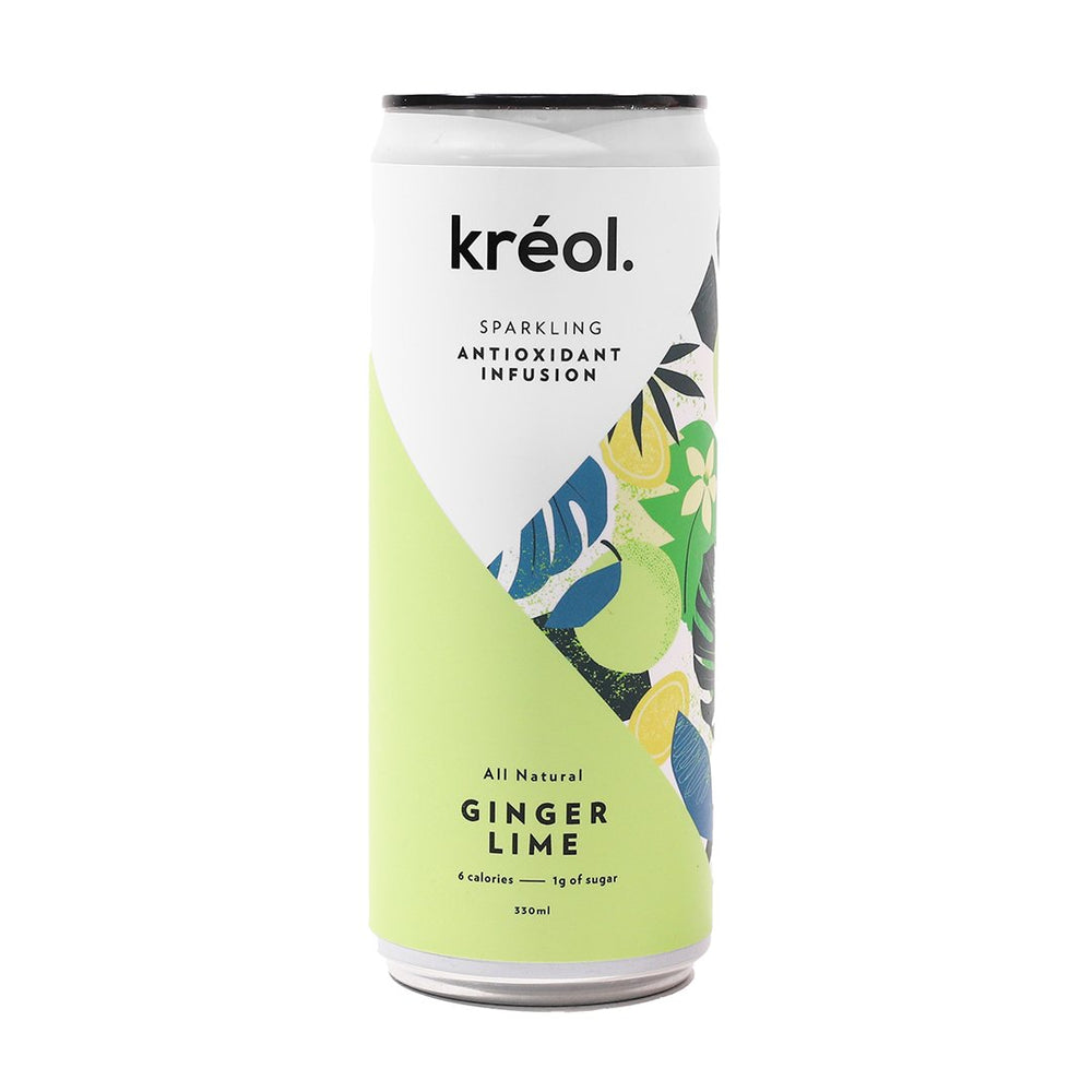 Kreol - Antioxidant Infusion Ginger Lime