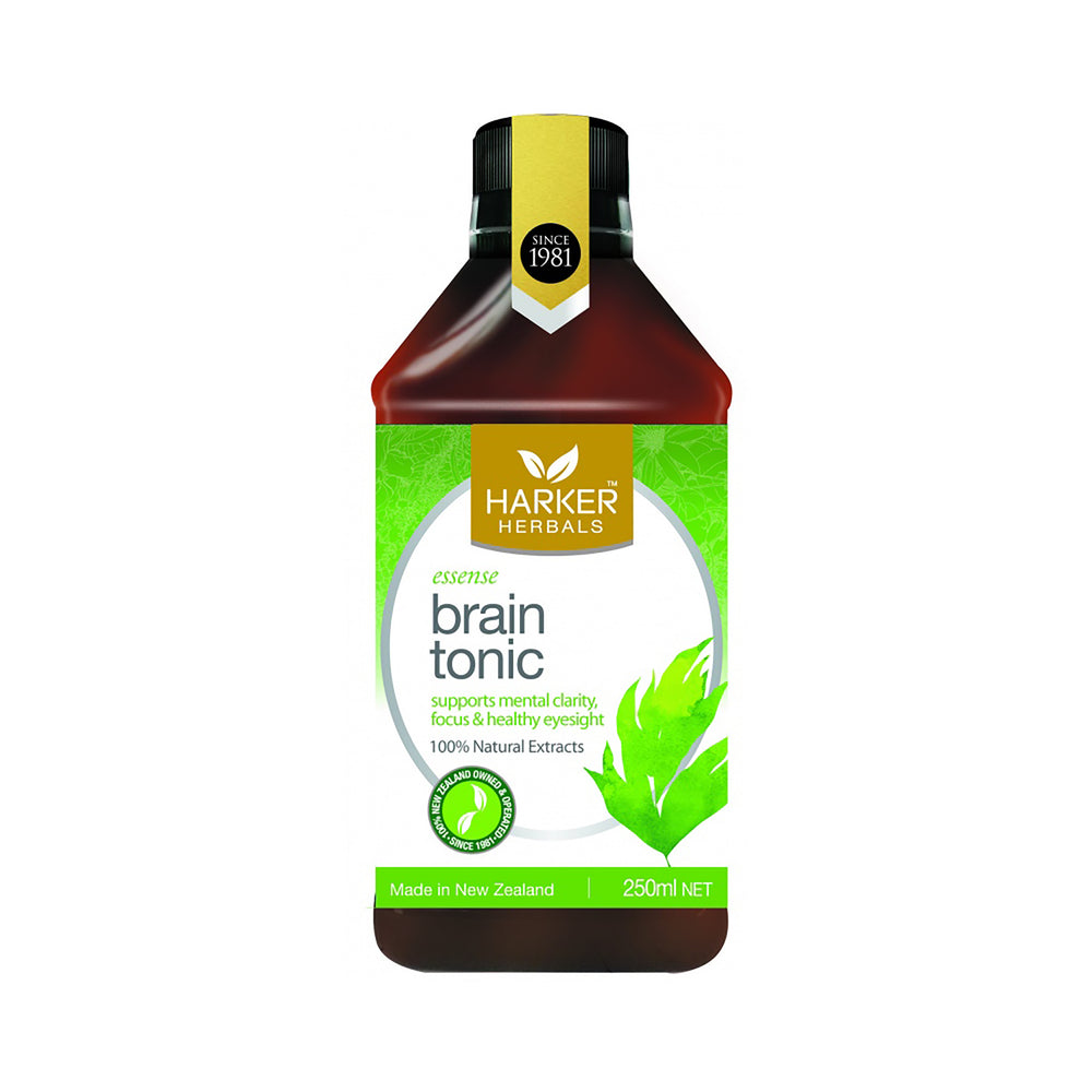 Harker Herbals - Brain Tonic (Essense) 250ml
