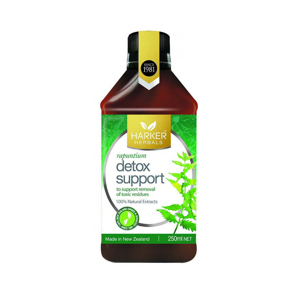 Harker Herbals - Detox Support 250ml