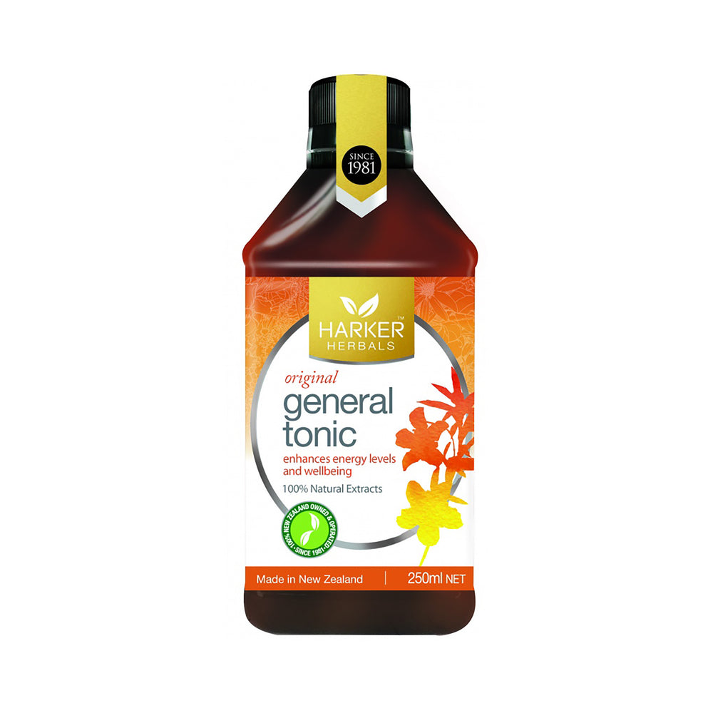 Harker Herbals - General Tonic 250ml