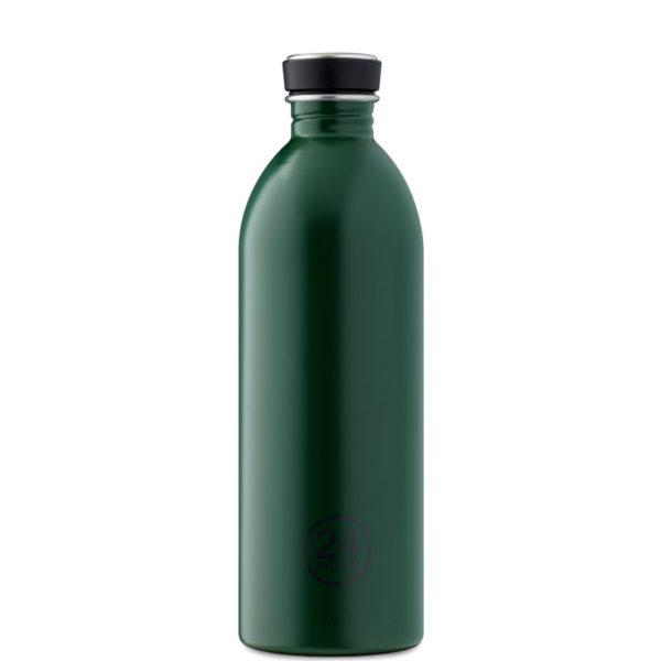 24 Bottles - Urban Bottle 500ML Jungle Green