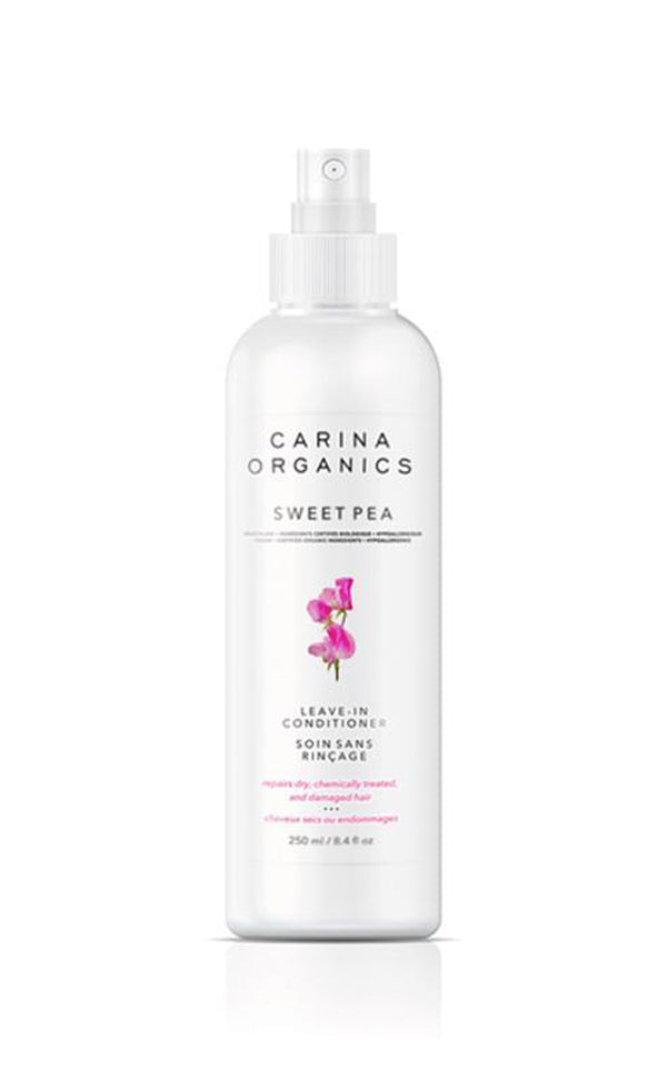 Carina Organics - Leave in Conditioner  - Sweet Pea 250ml
