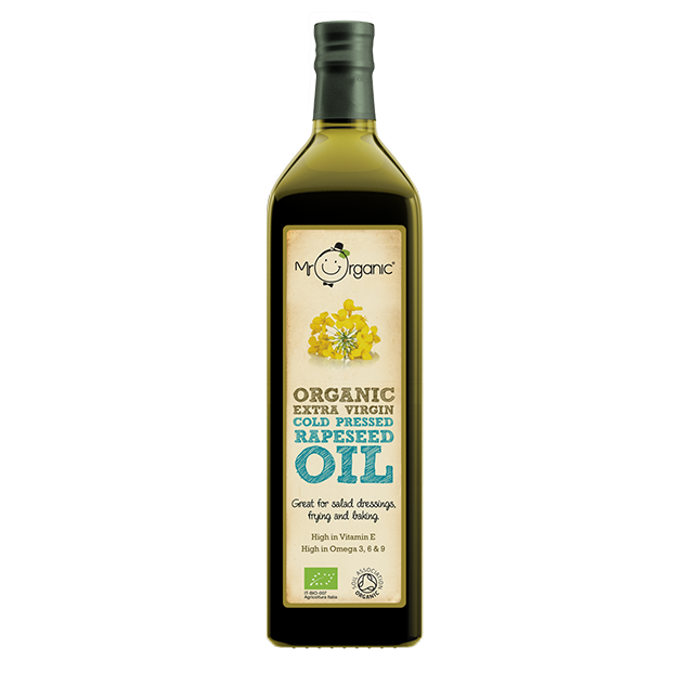 Rapeseed Oil 750ml