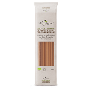 Organic Vegan Whole Wheat Tagliatelle 500g