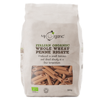 Mr Organic - Organic Vegan Whole Wheat Penne 500g