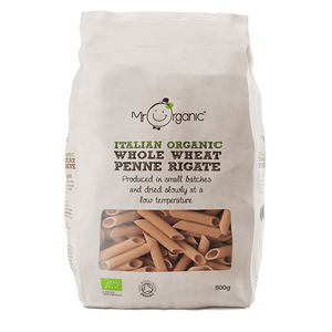 Whole Wheat Penne 500g