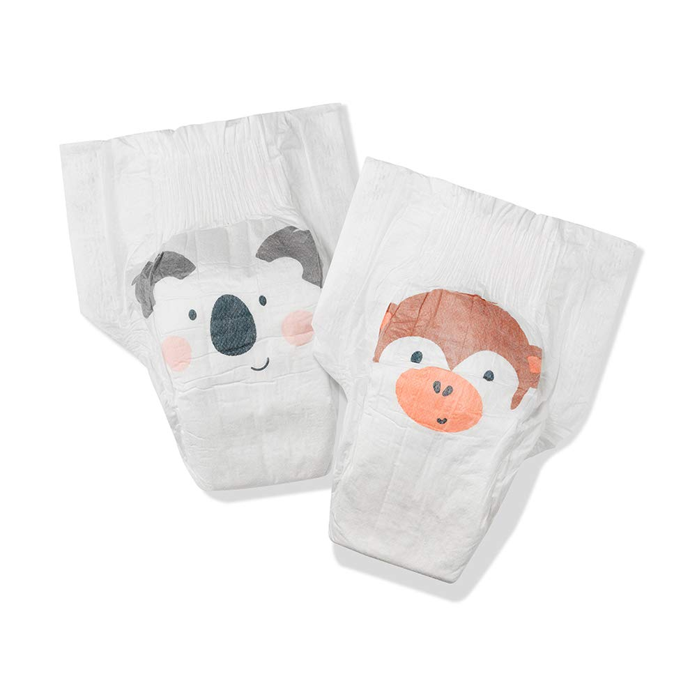 Biodegradable Nappies Size 5 (Koala & Monkey)