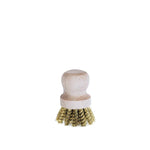 Ecodis - FSC Certified Beech Pan Brass Brush