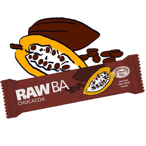 Simply Raw - Raw Bar Chocacoa - Vegan Gluten Free
