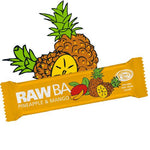Simply Raw - Raw Bar Pineapple & Mango - Vegan Gluten Free