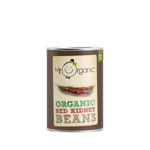Organic Vegan Red Kidney Beans 400g