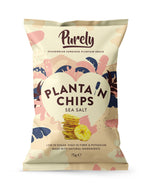 Purely Plantain Chips Naturally Salted (75g)