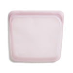 Reusable Silicone Sandwich Bag (Rose Quartz)
