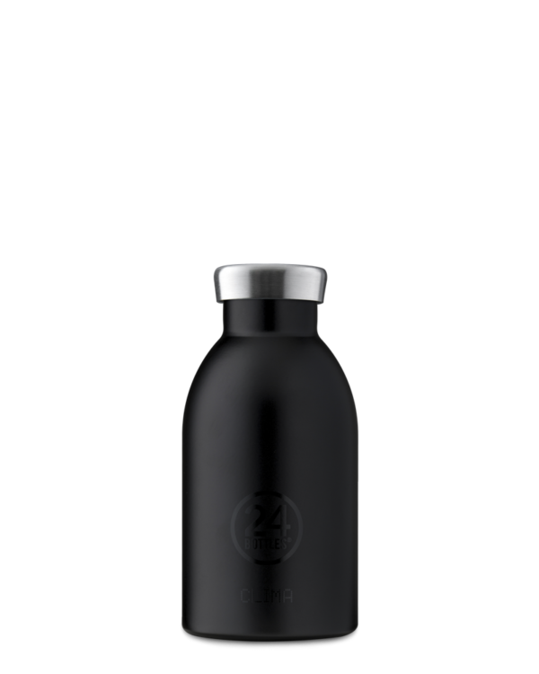 24 Bottles - Clima Bottle 330ML Black