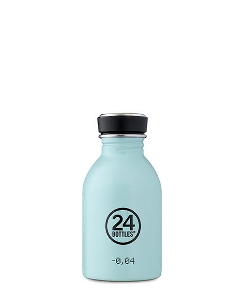 24 Bottles - Urban Bottle 250ML Cloud Blue
