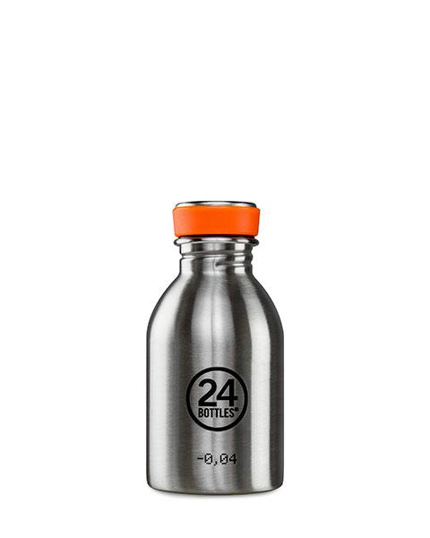 Urban Bottle 250ml Steel