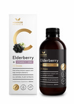 Harker Herbals - Vitamin C + Elderberry 250ml