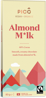 Pico - Organic Vegan Chocolate - Almond Milk