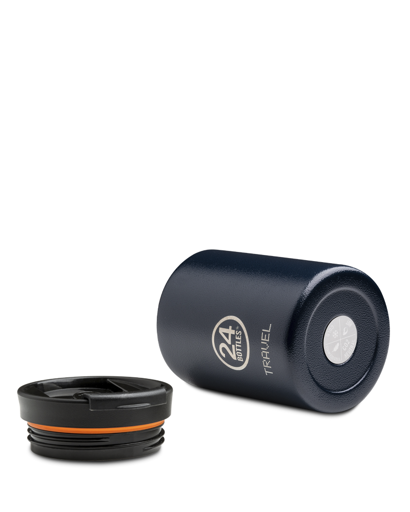 Travel Tumbler Deep Blue 350ml