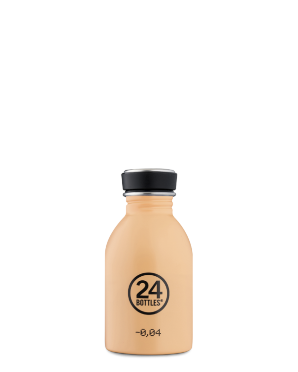 Urban Bottles Peach Orange 250ml