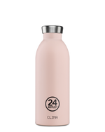 24 Bottles - Clima Bottle 500ML Dusty Pink