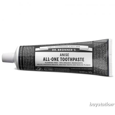 Organic Anise All-one Toothpaste