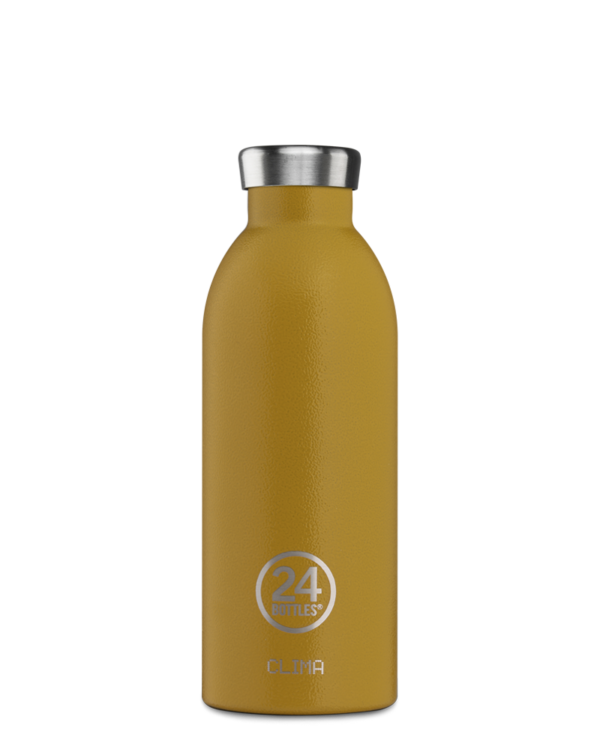 24 Bottles - Clima Bottle 500ML Safari Khaki