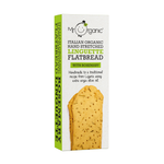 Mr Organic - Organic Vegan Flatbread with Rosemary