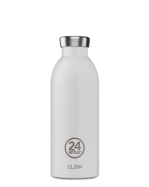 Clima Bottle 500ML Artic White
