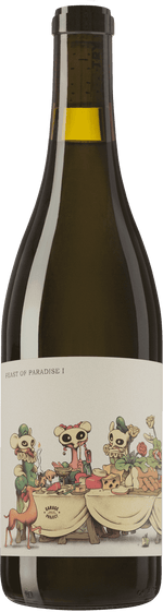 Feast of Paradise I, Sauvignon Blancs, New Zealand - Organic, Wild Ferment