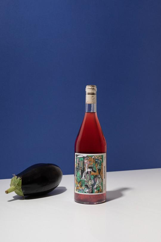 MINIMUM - Organic Vegan 2020 Syrah 'Alt' Rose