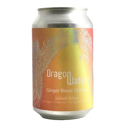 Dragon Water - Ginger Blood Orange